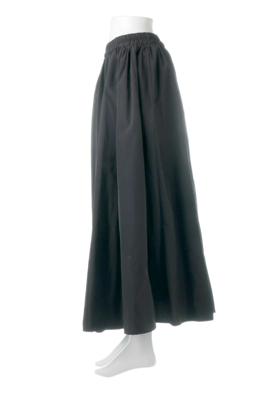 TaffetafabricMaxiFlareSkirtワイドフレア・タフタスカート大人カジュアルに最適な海外ファッションのothers(その他インポートアイテム)のボトムやスカート。上品で控えめな光沢があるタフタ素材を使用したフレアスカート。ウエストから広がるワイドなシルエットで、トップスのボリューム次第で様々な着回しが楽しめます。/main-12