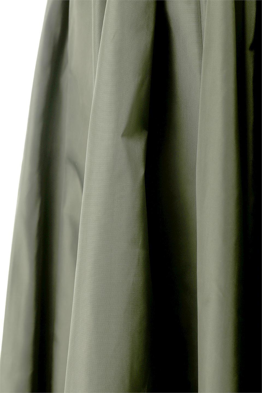 TaffetafabricMaxiFlareSkirtワイドフレア・タフタスカート大人カジュアルに最適な海外ファッションのothers(その他インポートアイテム)のボトムやスカート。上品で控えめな光沢があるタフタ素材を使用したフレアスカート。ウエストから広がるワイドなシルエットで、トップスのボリューム次第で様々な着回しが楽しめます。/main-21