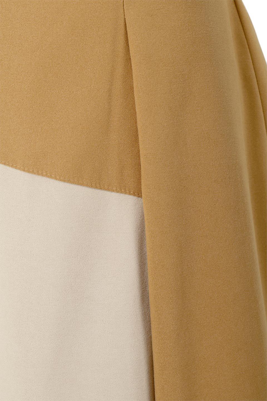 EcoSuedePanelSkirtフェイクスウェード・切り替えスカート大人カジュアルに最適な海外ファッションのothers(その他インポートアイテム)のボトムやスカート。絶妙なカラーリングが目を引くフェイクスウェードの配色ロングスカート。秋冬に欲しくなる色を全て使ったような合わせやすいアイテム。/main-18
