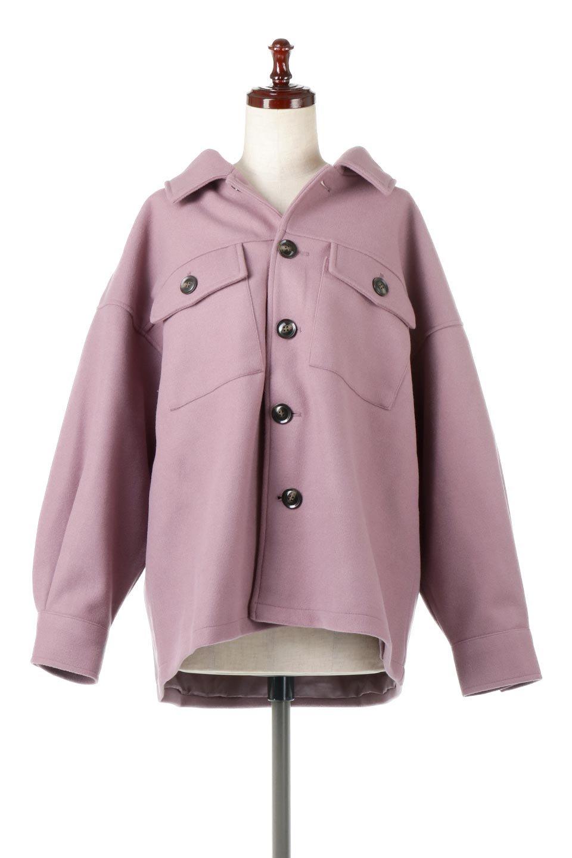 EcoWoolOversizedShirtJacketフェイクウール・オーバーサイズシャツジャケット大人カジュアルに最適な海外ファッションのothers(その他インポートアイテム)のアウターやコート。3シーズン着回せるあると便利なオーバーサイズシャツジャケット。ウォーム感のあるしっかりとした素材感で、カラーバリエーションも豊富。/main-10