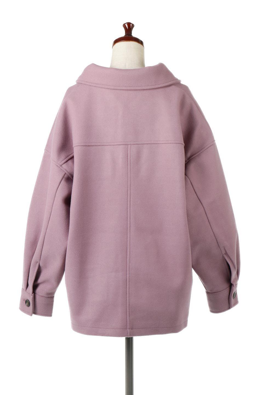 EcoWoolOversizedShirtJacketフェイクウール・オーバーサイズシャツジャケット大人カジュアルに最適な海外ファッションのothers(その他インポートアイテム)のアウターやコート。3シーズン着回せるあると便利なオーバーサイズシャツジャケット。ウォーム感のあるしっかりとした素材感で、カラーバリエーションも豊富。/main-14