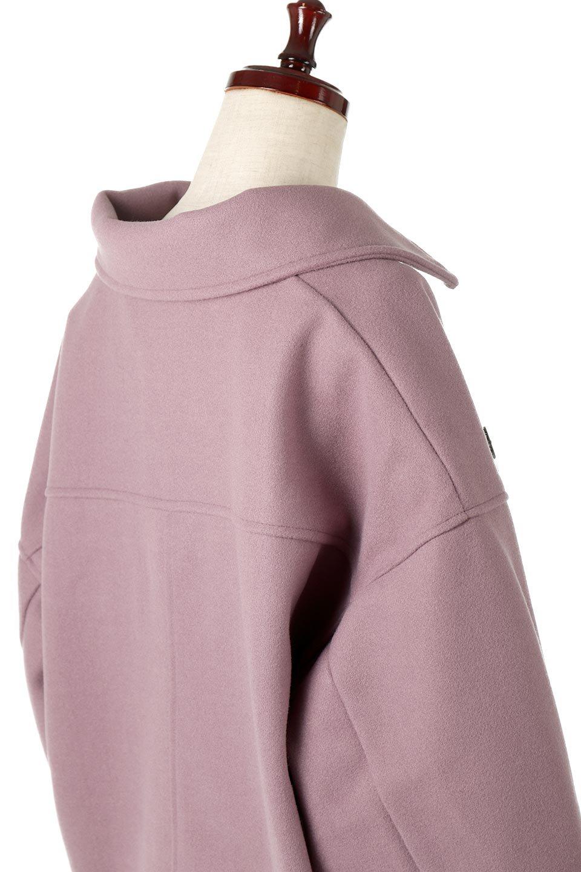 EcoWoolOversizedShirtJacketフェイクウール・オーバーサイズシャツジャケット大人カジュアルに最適な海外ファッションのothers(その他インポートアイテム)のアウターやコート。3シーズン着回せるあると便利なオーバーサイズシャツジャケット。ウォーム感のあるしっかりとした素材感で、カラーバリエーションも豊富。/main-19