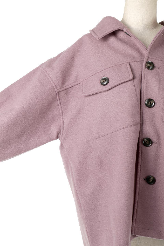 EcoWoolOversizedShirtJacketフェイクウール・オーバーサイズシャツジャケット大人カジュアルに最適な海外ファッションのothers(その他インポートアイテム)のアウターやコート。3シーズン着回せるあると便利なオーバーサイズシャツジャケット。ウォーム感のあるしっかりとした素材感で、カラーバリエーションも豊富。/main-20