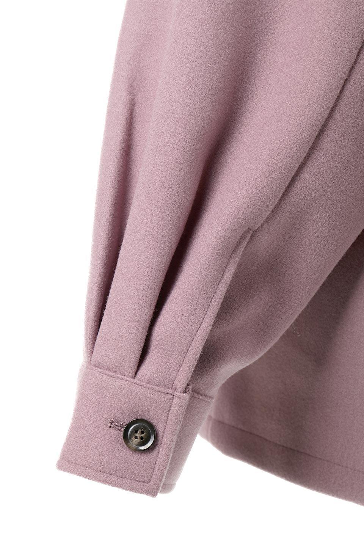 EcoWoolOversizedShirtJacketフェイクウール・オーバーサイズシャツジャケット大人カジュアルに最適な海外ファッションのothers(その他インポートアイテム)のアウターやコート。3シーズン着回せるあると便利なオーバーサイズシャツジャケット。ウォーム感のあるしっかりとした素材感で、カラーバリエーションも豊富。/main-22