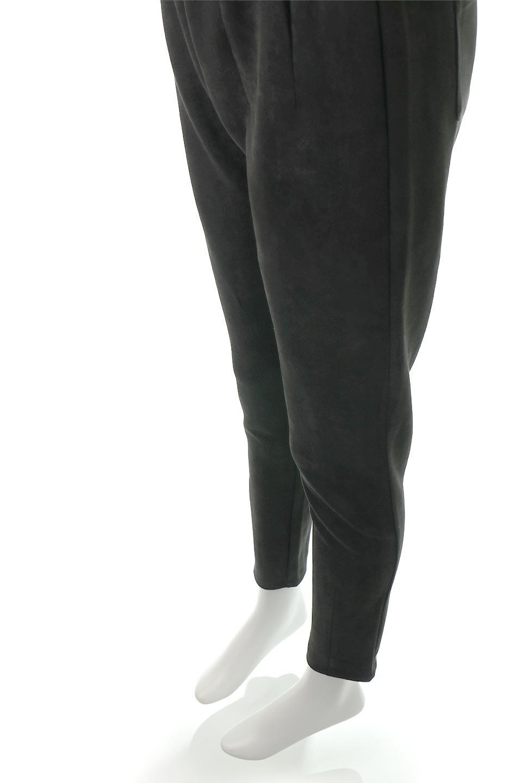 ViganSuedeSuperStretchPantsヴィーガンスウェード・ストレッチパンツ大人カジュアルに最適な海外ファッションのothers(その他インポートアイテム)のボトムやパンツ。ヴィーガンスウェードを使用し脚長効果抜群のシルエットで人気のクロップドパンツ。椅子に座った時、長時間歩いた時もストレス無く履いて頂ける優れものパンツです。/main-13