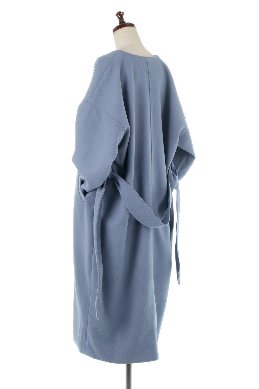 EcoWoolCollarlessLongCoatフェイクウール・ノーカラーコート大人カジュアルに最適な海外ファッションのothers(その他インポートアイテム)のアウターやコート。暖かみのあるフェイクウールを使用したノーカラーコート。カジュアル過ぎないノーカラーデザインが上品に魅せ、スッキリとしたシルエットで落ち着いた大人コーデには欠かせません。/main-18