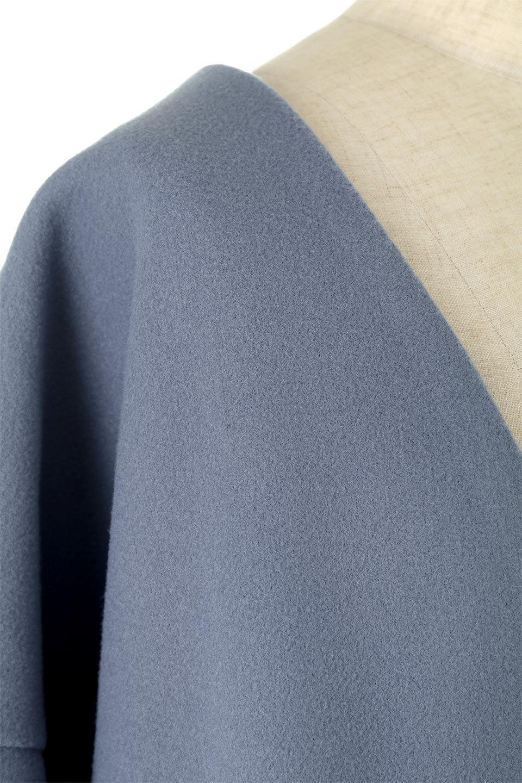 EcoWoolCollarlessLongCoatフェイクウール・ノーカラーコート大人カジュアルに最適な海外ファッションのothers(その他インポートアイテム)のアウターやコート。暖かみのあるフェイクウールを使用したノーカラーコート。カジュアル過ぎないノーカラーデザインが上品に魅せ、スッキリとしたシルエットで落ち着いた大人コーデには欠かせません。/main-22