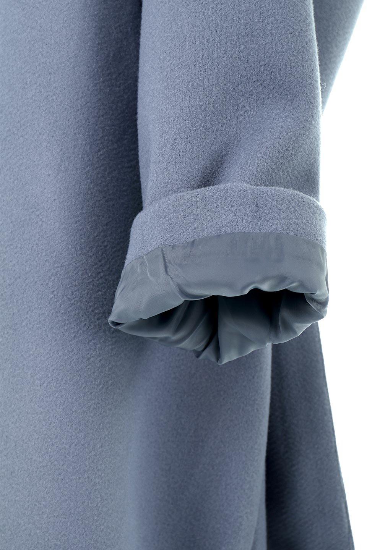 EcoWoolCollarlessLongCoatフェイクウール・ノーカラーコート大人カジュアルに最適な海外ファッションのothers(その他インポートアイテム)のアウターやコート。暖かみのあるフェイクウールを使用したノーカラーコート。カジュアル過ぎないノーカラーデザインが上品に魅せ、スッキリとしたシルエットで落ち着いた大人コーデには欠かせません。/main-28