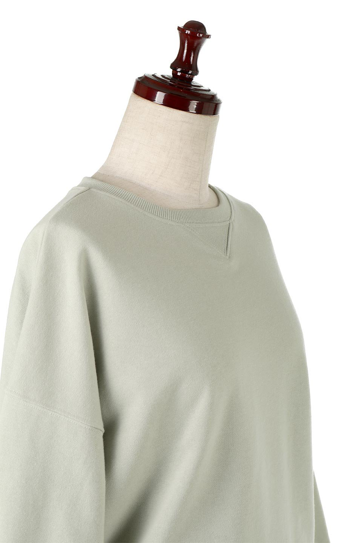 CutOffSweatShortPullOverカットオフ・ショートプルオーバー大人カジュアルに最適な海外ファッションのothers(その他インポートアイテム)のトップスやカットソー。シンプルで着回しやすさが人気のショート丈スウェットプルオーバー。スエットとTシャツの中間くらいの厚みの生地を使ったプルオーバーです。/main-20