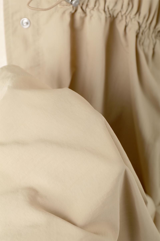 WaterRepellentCollarlessSpringCoat撥水加工・ノーカラースプリングコート大人カジュアルに最適な海外ファッションのothers(その他インポートアイテム)のアウターやコート。ナイロン素材に撥水加工を施したノーカラーで一枚仕立てのスプリングコート。袖口はリブ仕様になっており、ウエスト周りにドロスト採用し動きをつけられるのも魅力のアイテム。/main-18