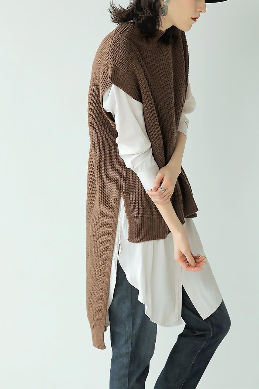 SatinLongShirtsTunicロング丈・サテンシャツチュニック大人カジュアルに最適な海外ファッションのothers(その他インポートアイテム)のトップスやシャツ・ブラウス。普段のコーディネートにプラスするだけで可愛いコーデが完成するツヤ感のあるシャツチュニック。お尻までしっかりと隠れるオーバーサイズがかわいく、いろいろと着こなしができるアイテム。/main-24