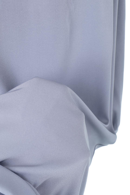 PuffSleeveLongDressスタンドカラー・裾切り替えワンピース大人カジュアルに最適な海外ファッションのothers(その他インポートアイテム)のワンピースやマキシワンピース。切り替えになった裾のフレアシルエットが可愛いロングワンピース。しっかりした生地でストレッチも効いた着心地の良いアイテムです。/main-23