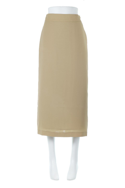 WashableLongNarrowSkirt洗える・ロングナロースカート大人カジュアルに最適な海外ファッションのothers(その他インポートアイテム)のボトムやスカート。お手入れ簡単サラサラ生地のナローシルエットスカート。タイト過ぎない細身のシルエットでスラリと身長が伸びたように見せてくれます。/main-5