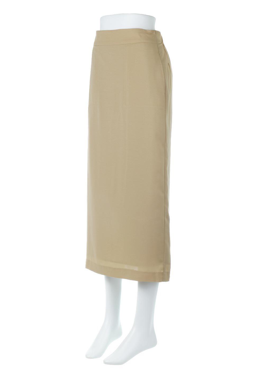 WashableLongNarrowSkirt洗える・ロングナロースカート大人カジュアルに最適な海外ファッションのothers(その他インポートアイテム)のボトムやスカート。お手入れ簡単サラサラ生地のナローシルエットスカート。タイト過ぎない細身のシルエットでスラリと身長が伸びたように見せてくれます。/main-6