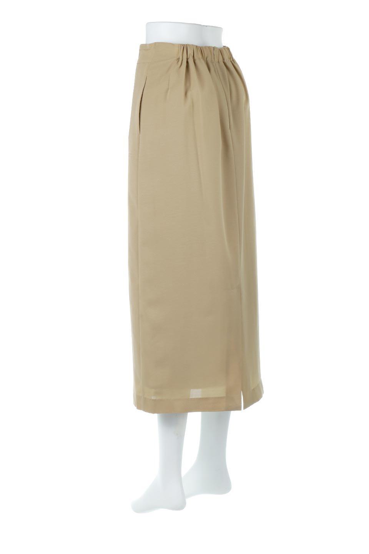 WashableLongNarrowSkirt洗える・ロングナロースカート大人カジュアルに最適な海外ファッションのothers(その他インポートアイテム)のボトムやスカート。お手入れ簡単サラサラ生地のナローシルエットスカート。タイト過ぎない細身のシルエットでスラリと身長が伸びたように見せてくれます。/main-8