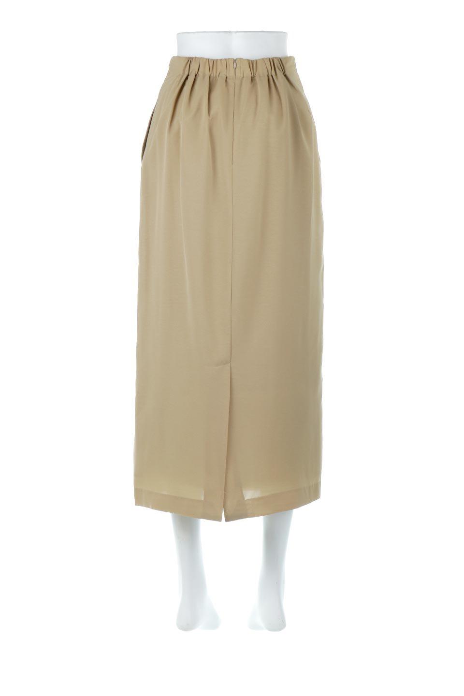 WashableLongNarrowSkirt洗える・ロングナロースカート大人カジュアルに最適な海外ファッションのothers(その他インポートアイテム)のボトムやスカート。お手入れ簡単サラサラ生地のナローシルエットスカート。タイト過ぎない細身のシルエットでスラリと身長が伸びたように見せてくれます。/main-9