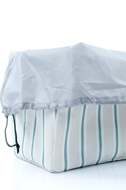 FoldingShoppingCoolerBasket(Stripe)保冷保温・折りたたみレジカゴエコバッグ(ストライプ・グレー)大人カジュアルに最適な海外ファッションのothers(その他インポートアイテム)のバッグやその他。レジカゴにジャストフィットの折りたたみエコバッグ。保温、保冷効果を高めるアルミ加工で、両サイドのポケットは保冷剤を入れて更に保冷効果を高めることができます。/main-10