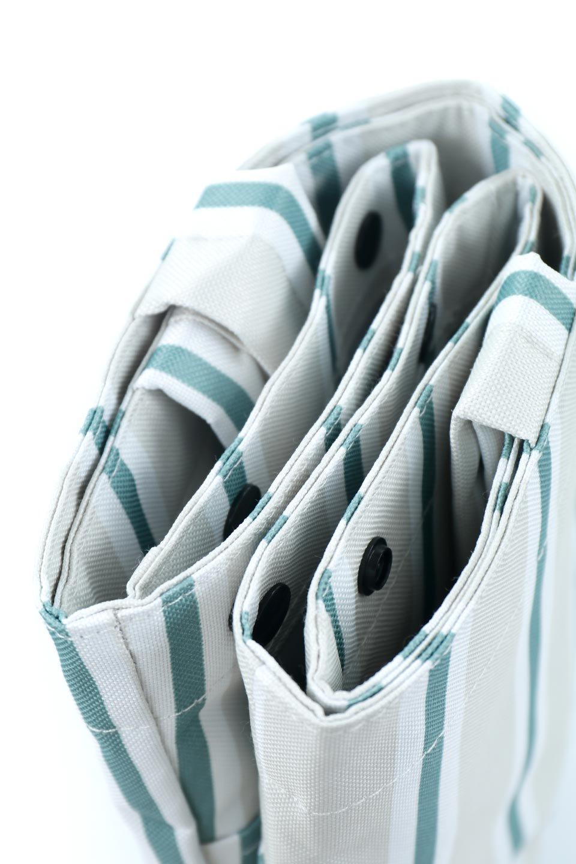 FoldingShoppingCoolerBasket(Stripe)保冷保温・折りたたみレジカゴエコバッグ(ストライプ・グレー)大人カジュアルに最適な海外ファッションのothers(その他インポートアイテム)のバッグやその他。レジカゴにジャストフィットの折りたたみエコバッグ。保温、保冷効果を高めるアルミ加工で、両サイドのポケットは保冷剤を入れて更に保冷効果を高めることができます。/main-18