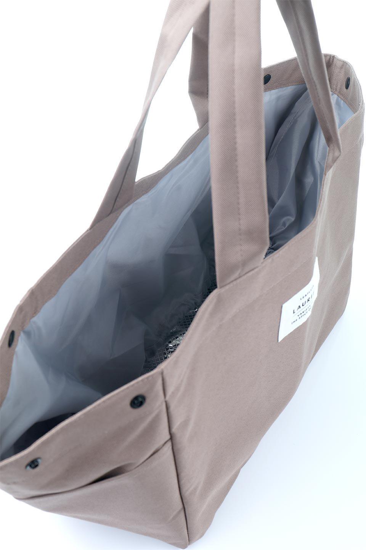 FoldingShoppingCoolerBasket(Mocha)保冷保温・折りたたみレジカゴエコバッグ(モカ)大人カジュアルに最適な海外ファッションのothers(その他インポートアイテム)のバッグやその他。レジカゴにジャストフィットの折りたたみエコバッグ。保温、保冷効果を高めるアルミ加工で、両サイドのポケットは保冷剤を入れて更に保冷効果を高めることができます。/main-10