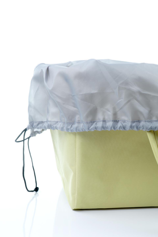 FoldingShoppingCoolerBasket(Mimosa)保冷保温・折りたたみレジカゴエコバッグ(ミモザ)大人カジュアルに最適な海外ファッションのothers(その他インポートアイテム)のバッグやその他。レジカゴにジャストフィットの折りたたみエコバッグ。保温、保冷効果を高めるアルミ加工で、両サイドのポケットは保冷剤を入れて更に保冷効果を高めることができます。/main-11