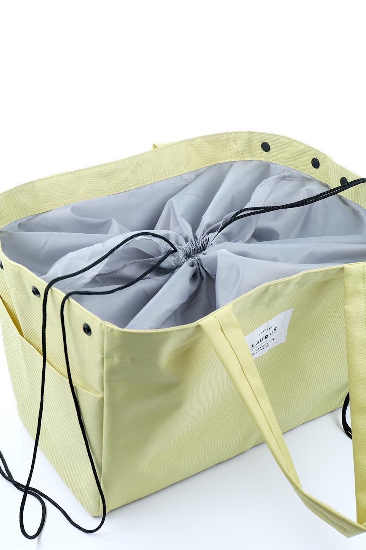 FoldingShoppingCoolerBasket(Mimosa)保冷保温・折りたたみレジカゴエコバッグ(ミモザ)大人カジュアルに最適な海外ファッションのothers(その他インポートアイテム)のバッグやその他。レジカゴにジャストフィットの折りたたみエコバッグ。保温、保冷効果を高めるアルミ加工で、両サイドのポケットは保冷剤を入れて更に保冷効果を高めることができます。/main-12