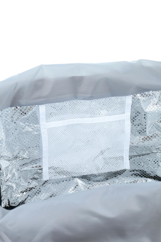 FoldingShoppingCoolerBasket(Mimosa)保冷保温・折りたたみレジカゴエコバッグ(ミモザ)大人カジュアルに最適な海外ファッションのothers(その他インポートアイテム)のバッグやその他。レジカゴにジャストフィットの折りたたみエコバッグ。保温、保冷効果を高めるアルミ加工で、両サイドのポケットは保冷剤を入れて更に保冷効果を高めることができます。/main-15