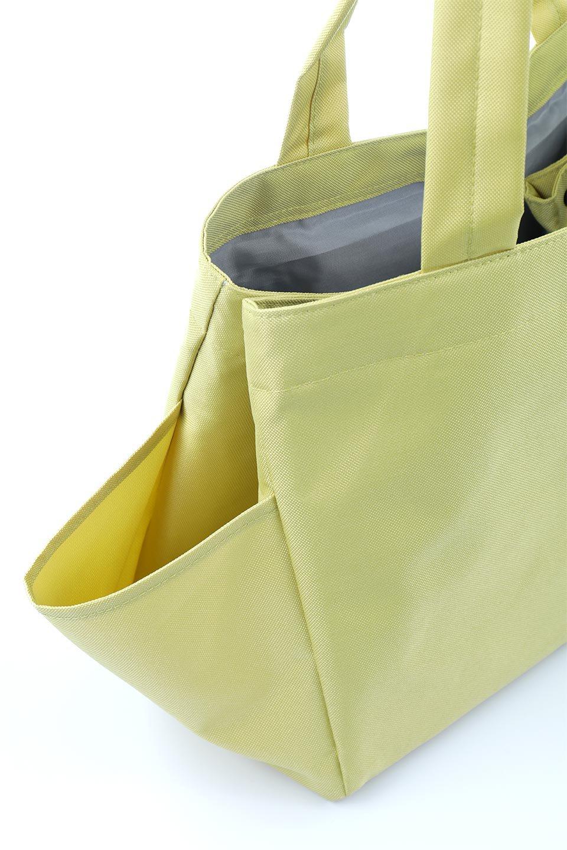 FoldingShoppingCoolerBasket(Mimosa)保冷保温・折りたたみレジカゴエコバッグ(ミモザ)大人カジュアルに最適な海外ファッションのothers(その他インポートアイテム)のバッグやその他。レジカゴにジャストフィットの折りたたみエコバッグ。保温、保冷効果を高めるアルミ加工で、両サイドのポケットは保冷剤を入れて更に保冷効果を高めることができます。/main-9