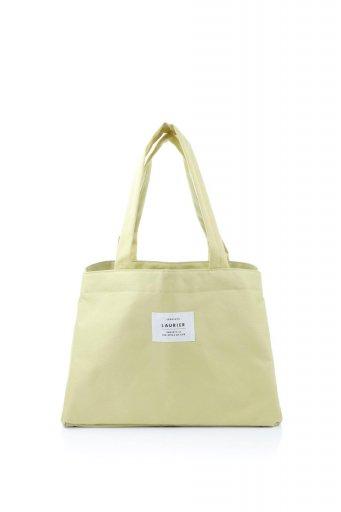 海外ファッションや大人カジュアルに最適なインポートセレクトアイテムのFolding Shopping Cooler Basket (Mimosa) 保冷保温・折りたたみレジカゴエコバッグ(ミモザ)