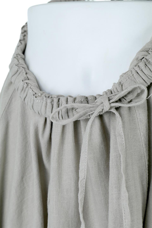 LinenMixLongSummerSkirt麻混・フレアロングスカート大人カジュアルに最適な海外ファッションのothers(その他インポートアイテム)のボトムやスカート。リネンのさらっとした風合いとレーヨンのしなやかさを兼ね備えたロング丈のフレアスカート。リネンとレーヨンをほぼ半々に混ぜ込んだ生地は、程よいハリがありながらもしなやかに落ちて綺麗なシルエットを作ってくれます。/main-17