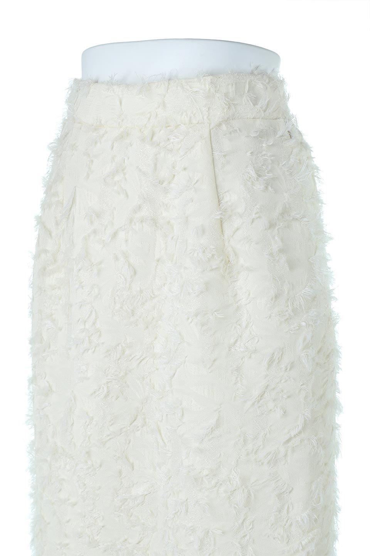 CutJacquardNarrowSkirtカットジャカード・ナロースカート大人カジュアルに最適な海外ファッションのothers(その他インポートアイテム)のボトムやスカート。絶妙な丈の長さとシルエットが特徴のナロースカート。ふさふさシャギーでカジュアル感、柄のジャカード織りで高級感。/main-10
