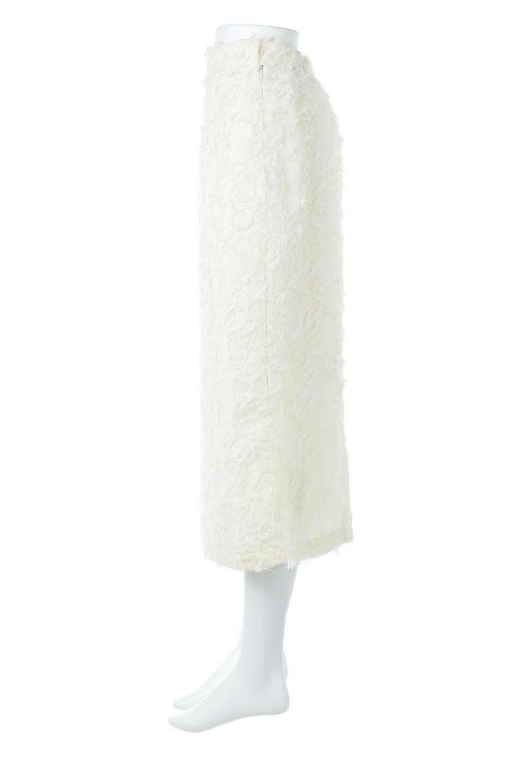 CutJacquardNarrowSkirtカットジャカード・ナロースカート大人カジュアルに最適な海外ファッションのothers(その他インポートアイテム)のボトムやスカート。絶妙な丈の長さとシルエットが特徴のナロースカート。ふさふさシャギーでカジュアル感、柄のジャカード織りで高級感。/main-2