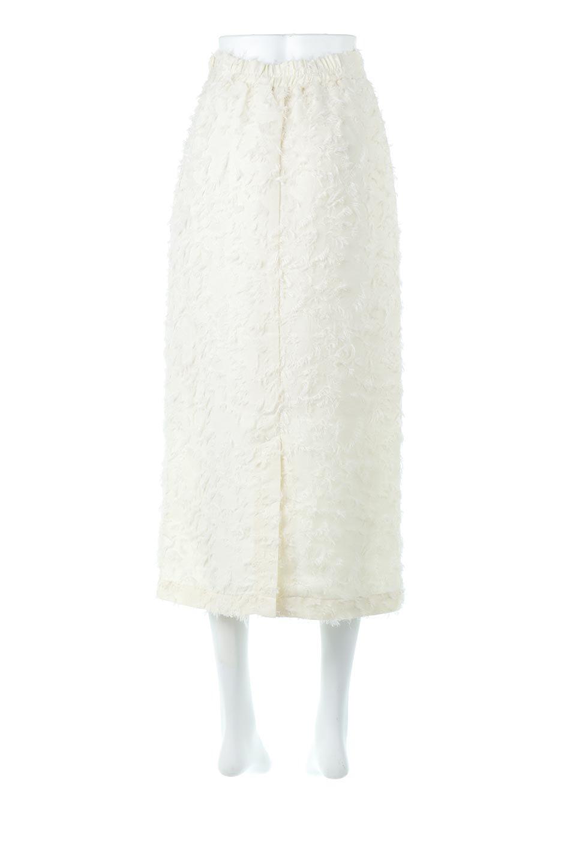 CutJacquardNarrowSkirtカットジャカード・ナロースカート大人カジュアルに最適な海外ファッションのothers(その他インポートアイテム)のボトムやスカート。絶妙な丈の長さとシルエットが特徴のナロースカート。ふさふさシャギーでカジュアル感、柄のジャカード織りで高級感。/main-4