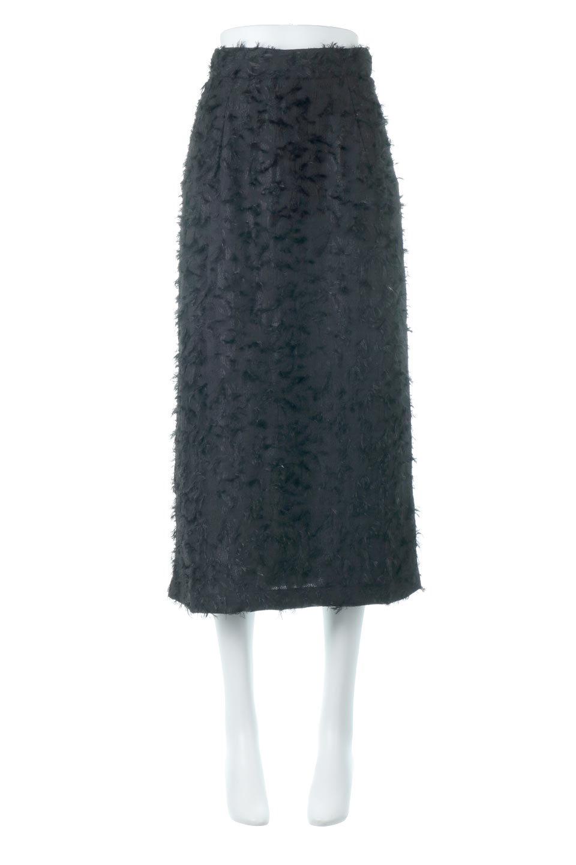 CutJacquardNarrowSkirtカットジャカード・ナロースカート大人カジュアルに最適な海外ファッションのothers(その他インポートアイテム)のボトムやスカート。絶妙な丈の長さとシルエットが特徴のナロースカート。ふさふさシャギーでカジュアル感、柄のジャカード織りで高級感。/main-5