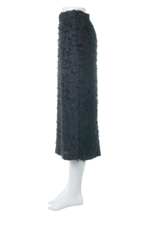 CutJacquardNarrowSkirtカットジャカード・ナロースカート大人カジュアルに最適な海外ファッションのothers(その他インポートアイテム)のボトムやスカート。絶妙な丈の長さとシルエットが特徴のナロースカート。ふさふさシャギーでカジュアル感、柄のジャカード織りで高級感。/main-7