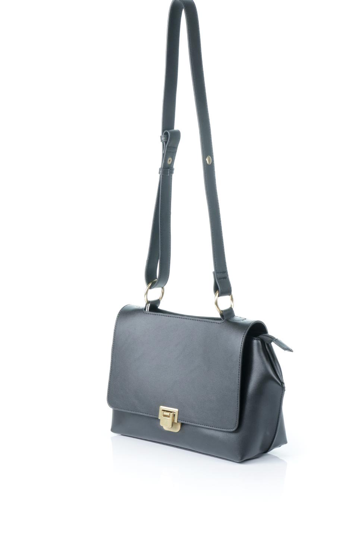 meliebiancoのErica(Black)2ウェイストラップ・ヘキサショルダーバッグ/海外ファッション好きにオススメのインポートバッグとかばん、MelieBianco(メリービアンコ)のバッグやショルダーバッグ。六角形のシルエットが可愛い程よいサイズ感のショルダーバッグ。ストラップはロングとショートの2パターンで楽しめます。/main-1