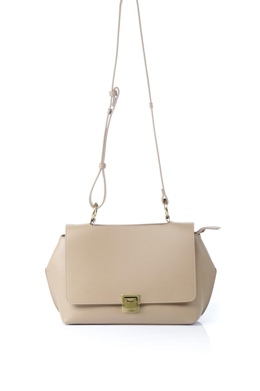 meliebiancoのErica(Tan)2ウェイストラップ・ヘキサショルダーバッグ/海外ファッション好きにオススメのインポートバッグとかばん、MelieBianco(メリービアンコ)のバッグやショルダーバッグ。六角形のシルエットが可愛い程よいサイズ感のショルダーバッグ。ストラップはロングとショートの2パターンで楽しめます。
