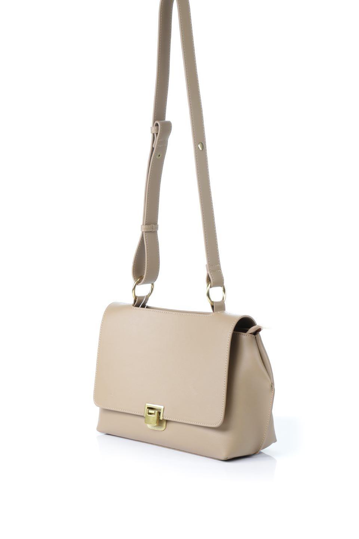 meliebiancoのErica(Tan)2ウェイストラップ・ヘキサショルダーバッグ/海外ファッション好きにオススメのインポートバッグとかばん、MelieBianco(メリービアンコ)のバッグやショルダーバッグ。六角形のシルエットが可愛い程よいサイズ感のショルダーバッグ。ストラップはロングとショートの2パターンで楽しめます。/main-1