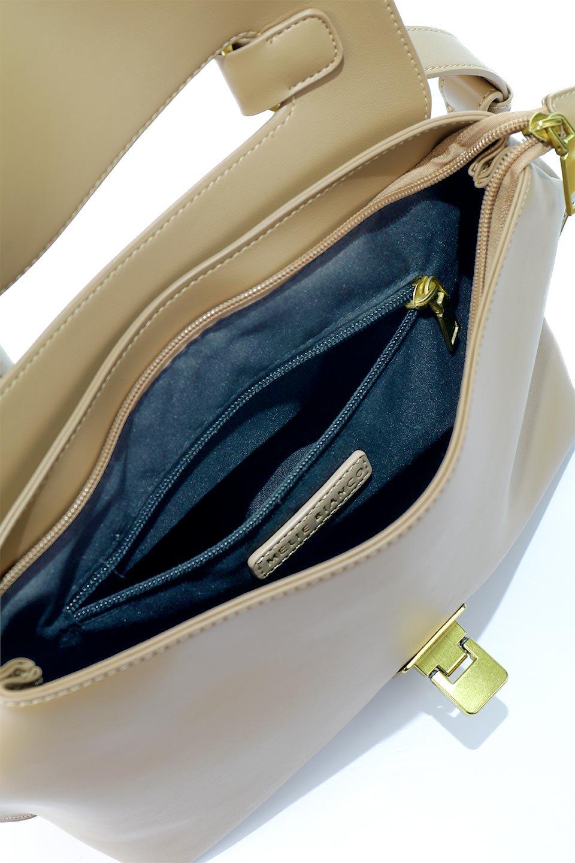 meliebiancoのErica(Tan)2ウェイストラップ・ヘキサショルダーバッグ/海外ファッション好きにオススメのインポートバッグとかばん、MelieBianco(メリービアンコ)のバッグやショルダーバッグ。六角形のシルエットが可愛い程よいサイズ感のショルダーバッグ。ストラップはロングとショートの2パターンで楽しめます。/main-11