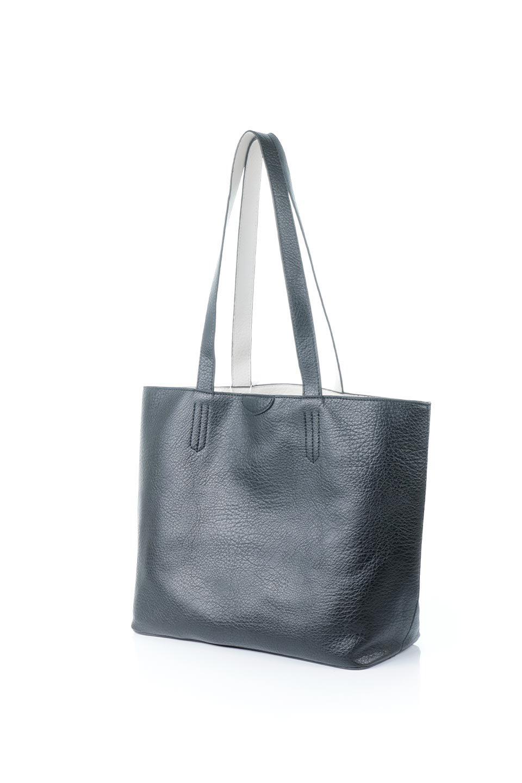 meliebiancoのDenise(Black)ポーチ付き・リバーシブルトートバッグ/海外ファッション好きにオススメのインポートバッグとかばん、MelieBianco(メリービアンコ)のバッグやトートバッグ。シンプルなキャンバスポーチが付いたシンプルなトートバッグ。ソフトでなめらかなメリービアンコ独自のプレミアムビーガンレザーを使用。/main-1