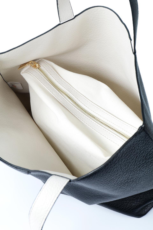 meliebiancoのDenise(Black)ポーチ付き・リバーシブルトートバッグ/海外ファッション好きにオススメのインポートバッグとかばん、MelieBianco(メリービアンコ)のバッグやトートバッグ。シンプルなキャンバスポーチが付いたシンプルなトートバッグ。ソフトでなめらかなメリービアンコ独自のプレミアムビーガンレザーを使用。/main-10