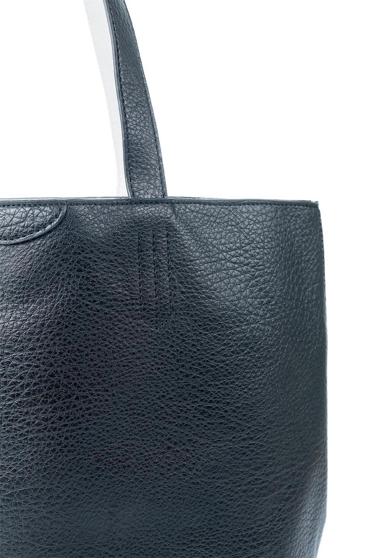 meliebiancoのDenise(Black)ポーチ付き・リバーシブルトートバッグ/海外ファッション好きにオススメのインポートバッグとかばん、MelieBianco(メリービアンコ)のバッグやトートバッグ。シンプルなキャンバスポーチが付いたシンプルなトートバッグ。ソフトでなめらかなメリービアンコ独自のプレミアムビーガンレザーを使用。/main-6