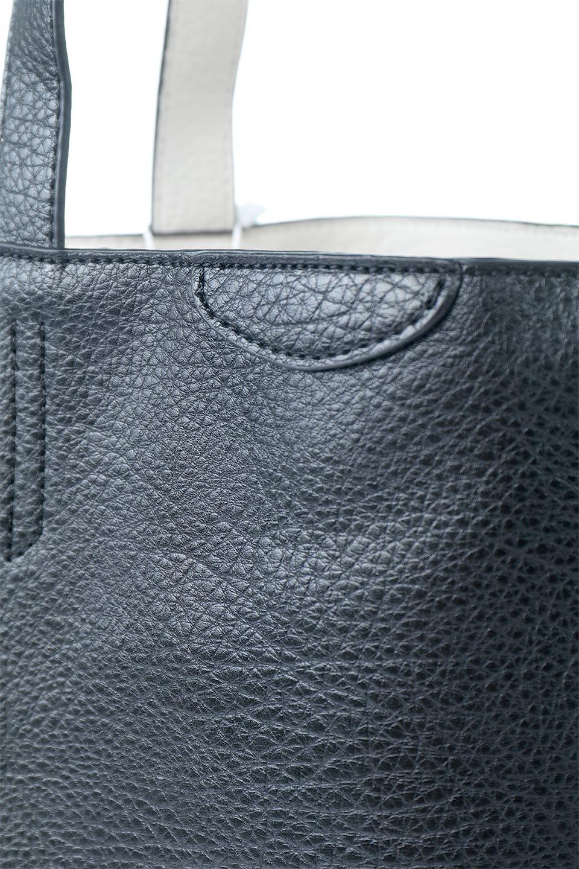 meliebiancoのDenise(Black)ポーチ付き・リバーシブルトートバッグ/海外ファッション好きにオススメのインポートバッグとかばん、MelieBianco(メリービアンコ)のバッグやトートバッグ。シンプルなキャンバスポーチが付いたシンプルなトートバッグ。ソフトでなめらかなメリービアンコ独自のプレミアムビーガンレザーを使用。/main-7