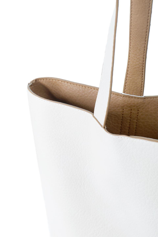 meliebiancoのDenise(Tan)ポーチ付き・リバーシブルトートバッグ/海外ファッション好きにオススメのインポートバッグとかばん、MelieBianco(メリービアンコ)のバッグやトートバッグ。シンプルなキャンバスポーチが付いたシンプルなトートバッグ。ソフトでなめらかなメリービアンコ独自のプレミアムビーガンレザーを使用。/main-12