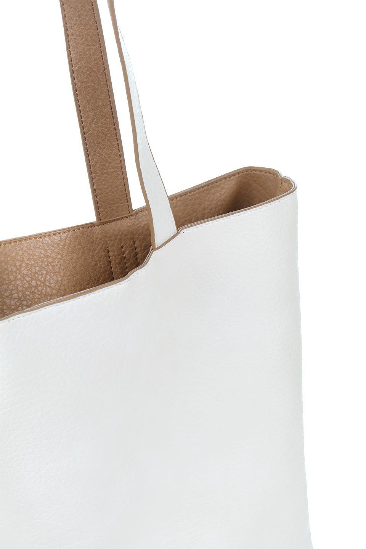 meliebiancoのDenise(Tan)ポーチ付き・リバーシブルトートバッグ/海外ファッション好きにオススメのインポートバッグとかばん、MelieBianco(メリービアンコ)のバッグやトートバッグ。シンプルなキャンバスポーチが付いたシンプルなトートバッグ。ソフトでなめらかなメリービアンコ独自のプレミアムビーガンレザーを使用。/main-13