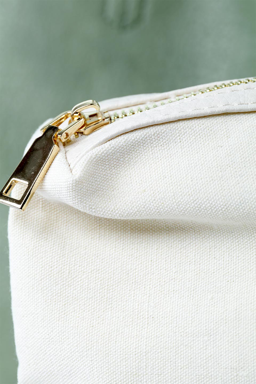 meliebiancoのDenise(Mint)ポーチ付き・リバーシブルトートバッグ/海外ファッション好きにオススメのインポートバッグとかばん、MelieBianco(メリービアンコ)のバッグやトートバッグ。シンプルなキャンバスポーチが付いたシンプルなトートバッグ。ソフトでなめらかなメリービアンコ独自のプレミアムビーガンレザーを使用。/main-12