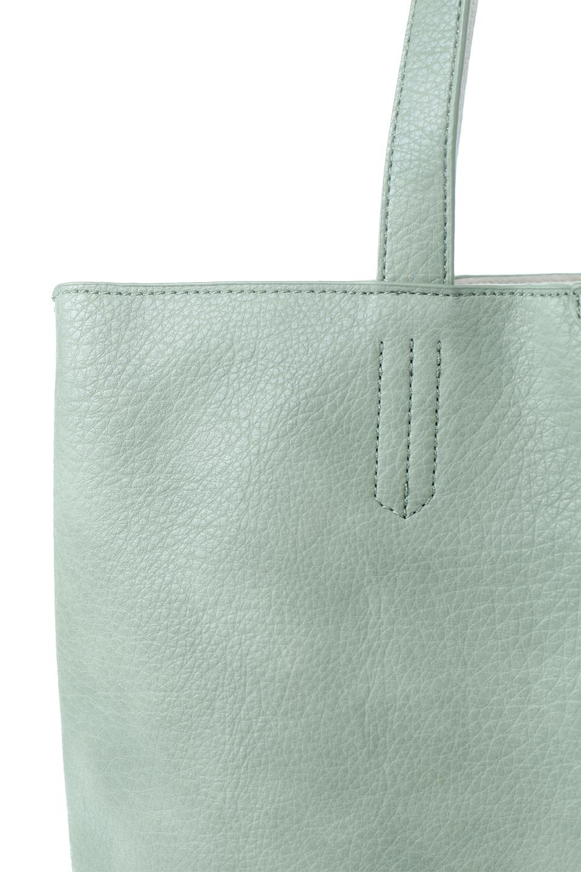 meliebiancoのDenise(Mint)ポーチ付き・リバーシブルトートバッグ/海外ファッション好きにオススメのインポートバッグとかばん、MelieBianco(メリービアンコ)のバッグやトートバッグ。シンプルなキャンバスポーチが付いたシンプルなトートバッグ。ソフトでなめらかなメリービアンコ独自のプレミアムビーガンレザーを使用。/main-6