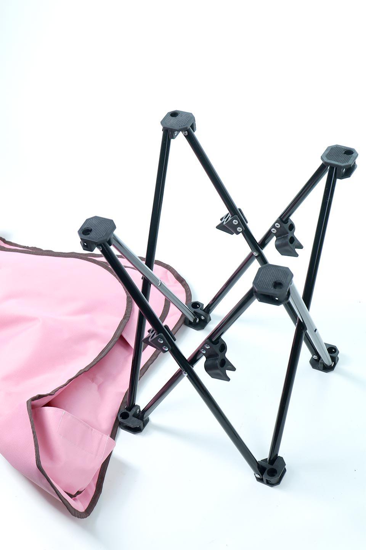 FoldingOutdoorDogCot折りたたみ・アウトドアドッグコット(別注カラー)大人カジュアルに最適な海外ファッションのothers(その他インポートアイテム)のドッググッズやベッド。キャンプやBBQで活躍する折りたたみのドッグコット。テントやチェアなどのアウトドアグッズ同様、折りたたんでスタッフバッグに入れるタイプです。/main-5
