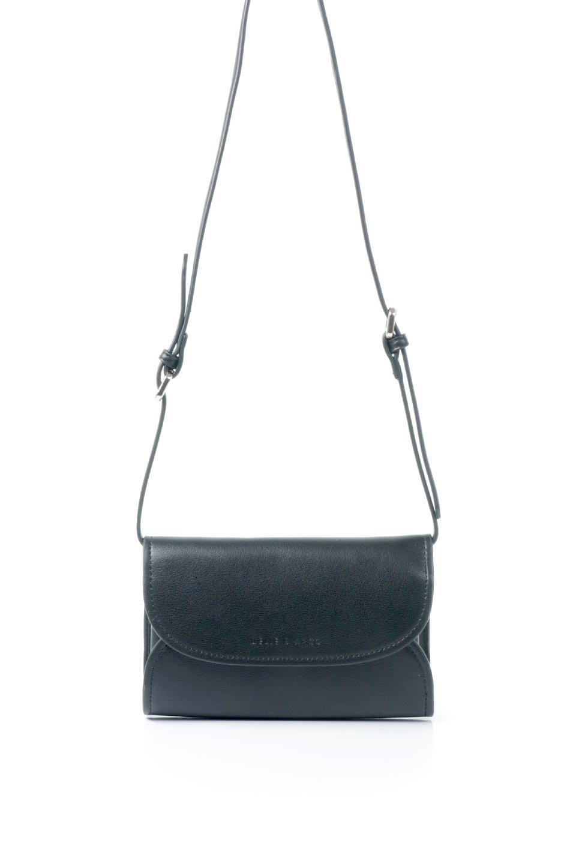 meliebiancoのCleo(Black)2Way・ミニショルダーバッグ/海外ファッション好きにオススメのインポートバッグとかばん、MelieBianco(メリービアンコ)のバッグやショルダーバッグ。スマホ+αでのお出かけにピッタリサイズのショルダーバッグ。キャッシュレスを使いこなす方には嬉しいミニサイズのバッグです。