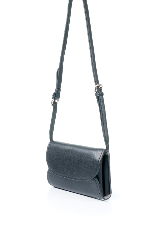 meliebiancoのCleo(Black)2Way・ミニショルダーバッグ/海外ファッション好きにオススメのインポートバッグとかばん、MelieBianco(メリービアンコ)のバッグやショルダーバッグ。スマホ+αでのお出かけにピッタリサイズのショルダーバッグ。キャッシュレスを使いこなす方には嬉しいミニサイズのバッグです。/main-1
