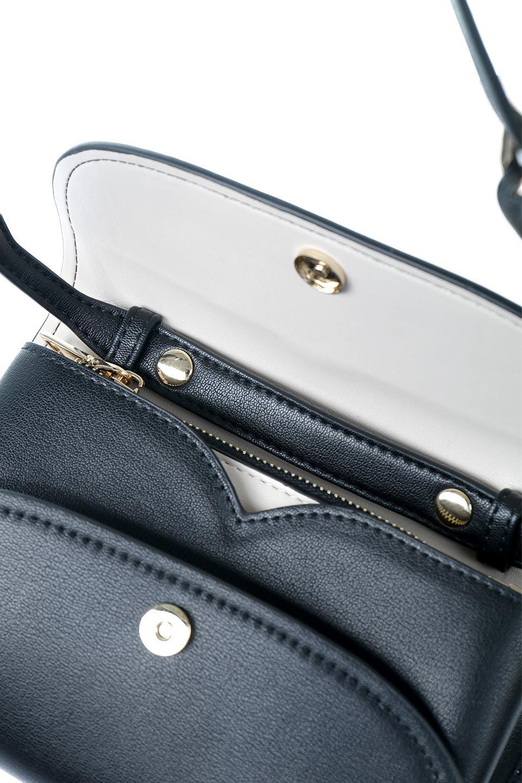 meliebiancoのCleo(Black)2Way・ミニショルダーバッグ/海外ファッション好きにオススメのインポートバッグとかばん、MelieBianco(メリービアンコ)のバッグやショルダーバッグ。スマホ+αでのお出かけにピッタリサイズのショルダーバッグ。キャッシュレスを使いこなす方には嬉しいミニサイズのバッグです。/main-11